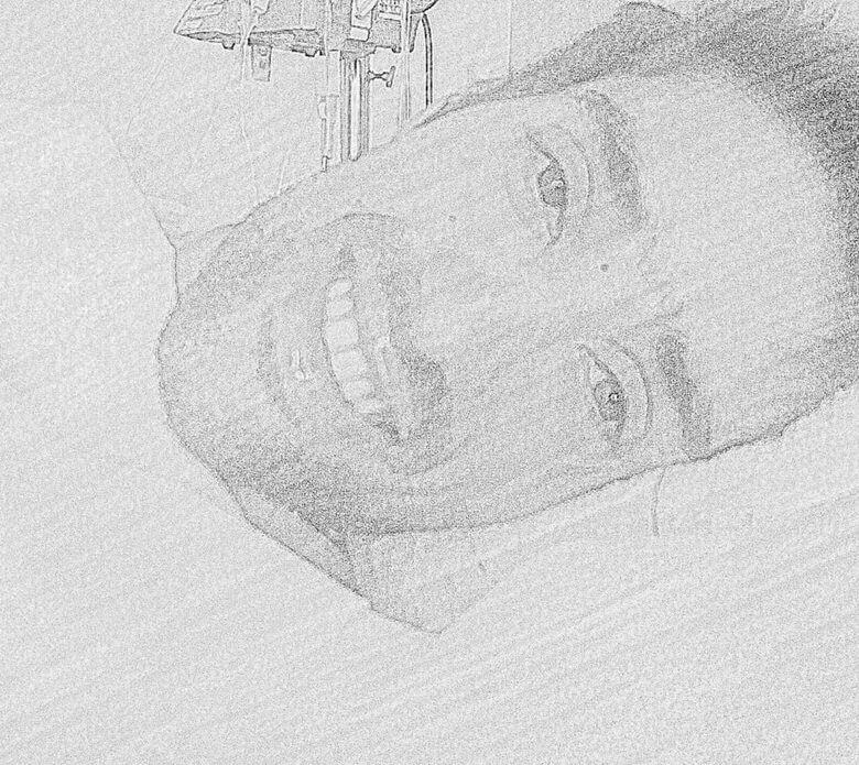 Este sorriso é encantador José Ilson Jr