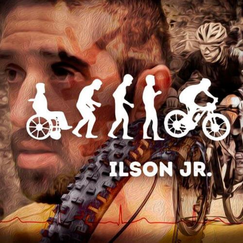 Foto da capa do documentário sobre a jornada do José Ilson